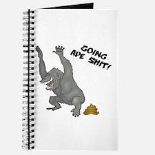 Going Ape Shit Journal