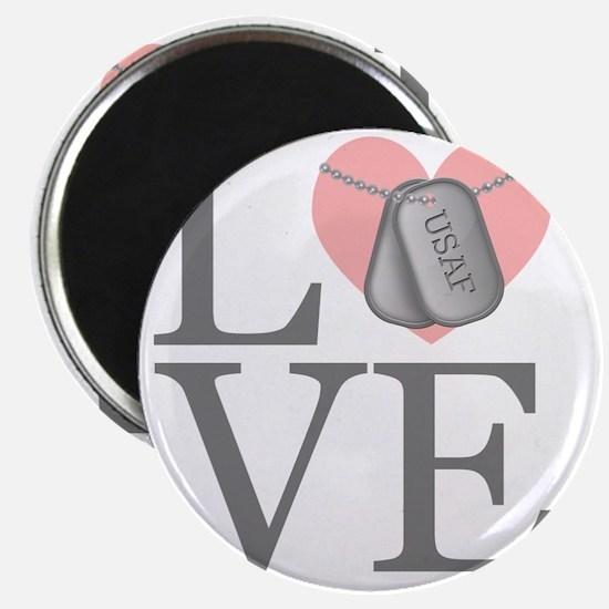 USAF Love Magnet