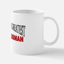 """The World's Greatest congressman"" Small Small Mug"