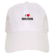 I * Braydon Baseball Cap