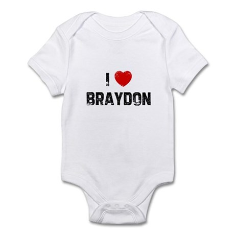 I * Braydon Infant Bodysuit