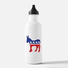 Democratic Donkey Water Bottle