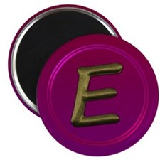 Cute Monogram e Magnet