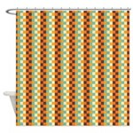 Felix Block Barcelona Shower Curtain
