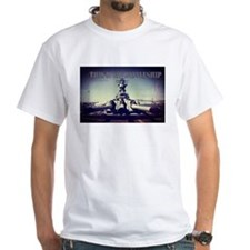 This Is My Battleship Old Style T-Shirt