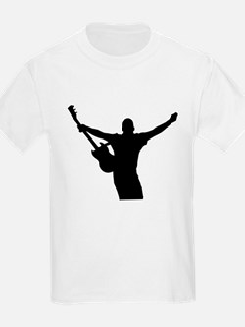 Rock Star Silhouette T-Shirt