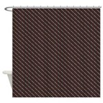 Lolly Spots Shower Curtain