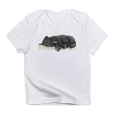 Sleeping Irish Wolfhound Puppy Infant T-Shirt
