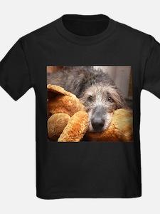 Jadzia and her stuffy T-Shirt