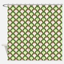 Scallops Shower Curtain