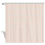 Star Clusters Candy Shower Curtain