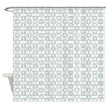 Star Clusters Cool Shower Curtain