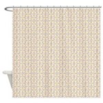 Star Clusters Fall Shower Curtain