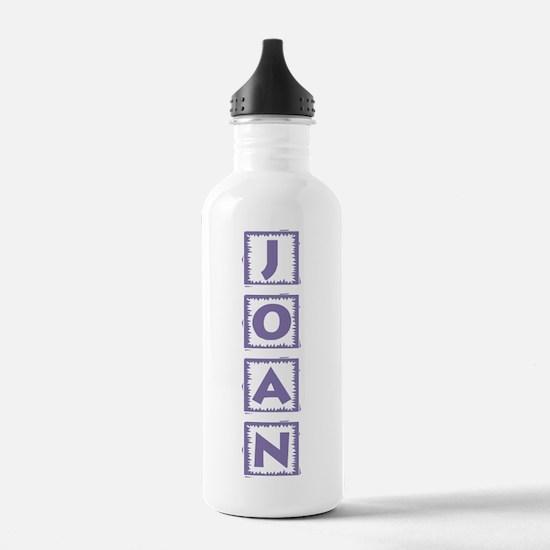 PERSONALIZED - J Water Bottle