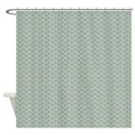 Wing Age Shower Curtain