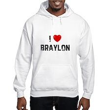 I * Braylon Jumper Hoody