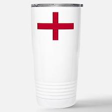 NC English Flag - St. Georges C Travel Mug