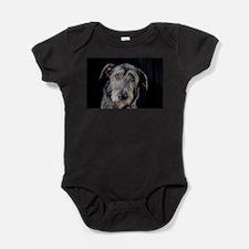 The Irish Wolfhound Rogue! Baby Bodysuit
