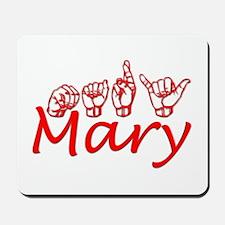 Mary Mousepad