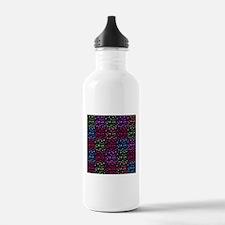 Funky Music Water Bottle
