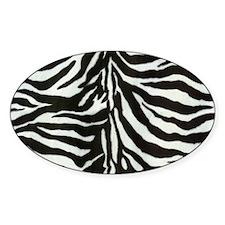 Zebra Decal