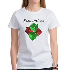 Play with me Women's T-Shirt