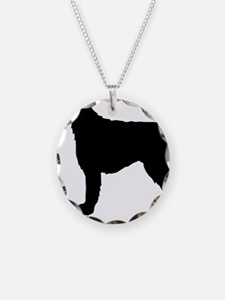 Irish Wolfhound Necklace