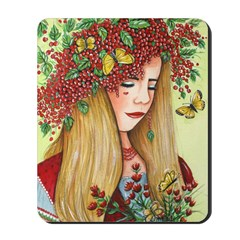 The Berry Fairy Mousepad