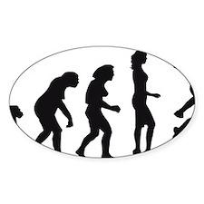 Evolution Handball Spielerin C 1c Decal
