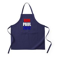 Vote ron paul Apron (dark)
