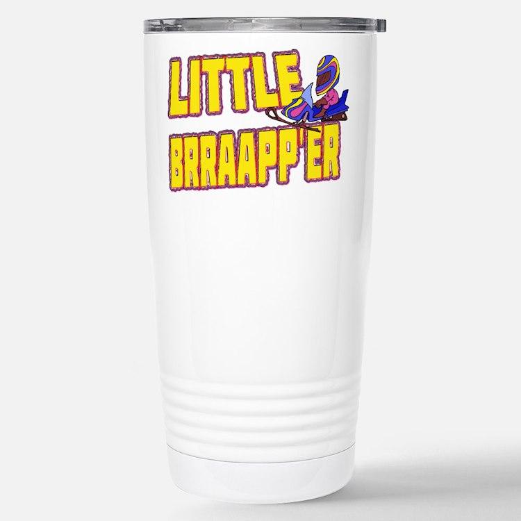 little brap.png Stainless Steel Travel Mug