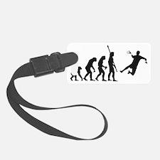Evolution Handballer C 2c Luggage Tag