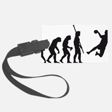 Evolution Handballer B 2c Luggage Tag
