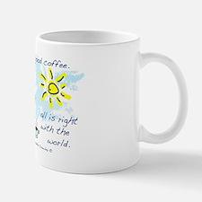 good friends good coffee Small Small Mug