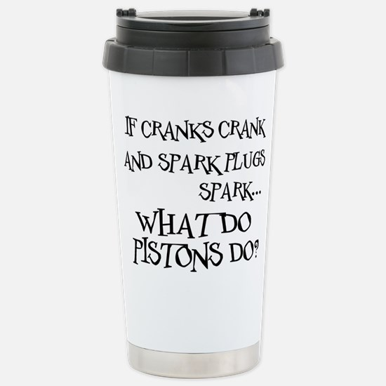 PISTONS.png Stainless Steel Travel Mug