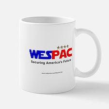 """""""WesPAC"""" Small Small Mug"""