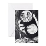 Self, Drag Series Greeting Cards (Pk of 10)