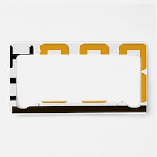 HI 808 License Plate Holder