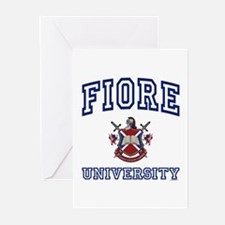 FIORE University Greeting Cards (Pk of 10)