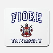 FIORE University Mousepad