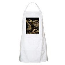 Ready to strike Apron