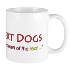 The REAL Desert Dogs logo Mug