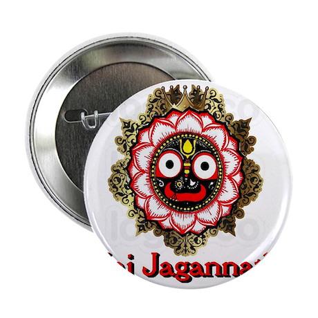 "Jai Jagannath 2.25"" Button"