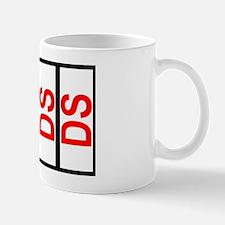 DS SCCA Solo Class Plates Mug