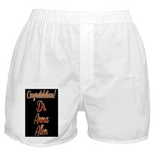 Congratulations 2 Boxer Shorts