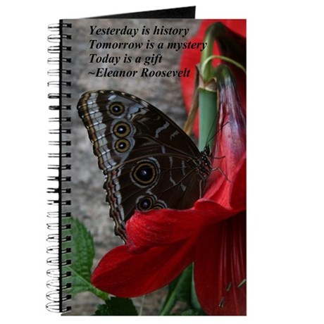 Today is a Gift Journal