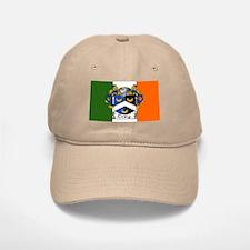 Craig Arms Irish Flag Baseball Baseball Cap