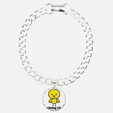 Gardening Chick Bracelet