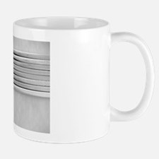 Bamboo and Paper (Monochrome) Mug