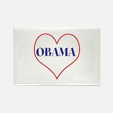 I love Obama Magnets